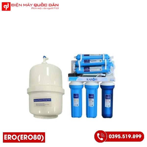 máy lọc nước karofi KT-ERO80-2-4
