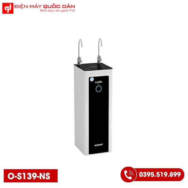 máy lọc nước karofi O-S139-NS