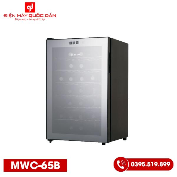 Tủ bảo quản rượu độc lập Malloca MWC-65B